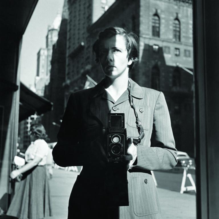 VIVIAN MAIER: ON THE STREET