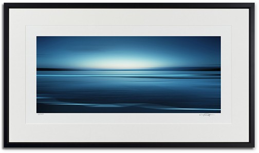 "LND&SEA #16 (40 ¾"" x 23 ½"") Courtesy of Fine Art Editions Gallery"